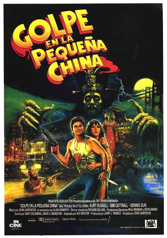 Capítulo 19- Golpe en la Pequeña China