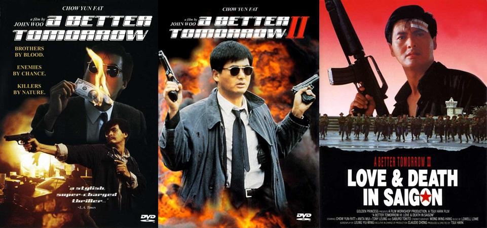 """En las tres películas hay buenos actores, pero """"la pela es la pela ..."""