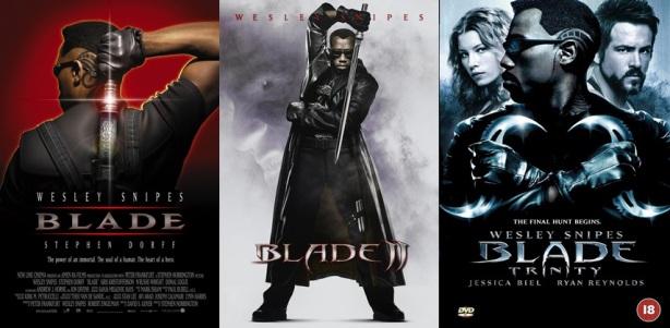 Blade podcast