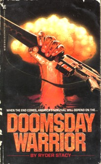 Doomsday Warrior 1- Libro